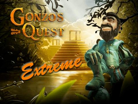 Игровой слот Gonzo's Quest Extreme