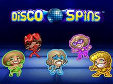 Игровой аппарат Disco Spins