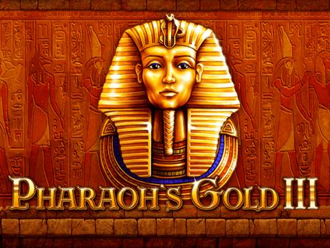 Игровой онлайн-слот Pharaohs Gold III