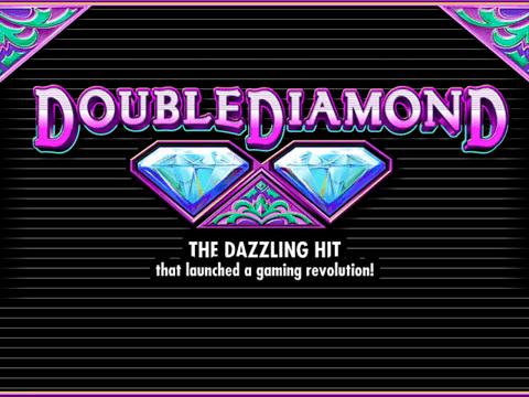 Игровой аппарат Double Diamond