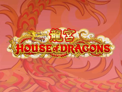 House Of Dragons от Microgaming – играйте в игровой автомат с выводом денег
