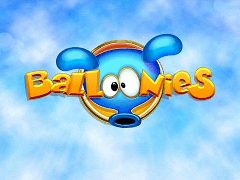Игровой аппарат Balloonies